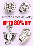 Tibetan Style Jewelry Up To 80% OFF