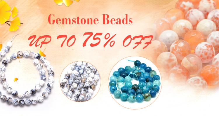 Gemstone Beads
