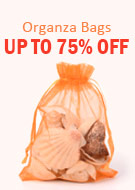 Organza Bags Up To 75% OFF