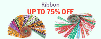 Ribbon Up To 75% OFF