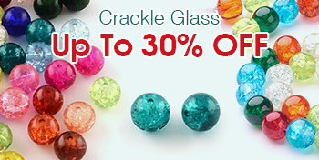 Crackle Glass Up to 30% OFF