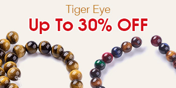 Tiger Eye Up to 30% OFF