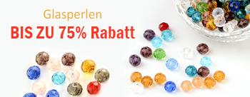 Glasperlen Bis Zu  75% Rabatt