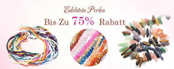 Edelstein Perlen Bis Zu  75% Rabatt