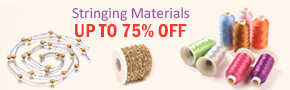 Stringing Materials Up To 75% OFF