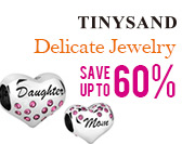 Tinysand   Delicate Jewelry  Save Up To 60%