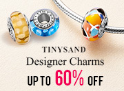 Tinysand  Designer Charms  Up To 60% Off
