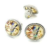 Abalone/Paua Shell Ring