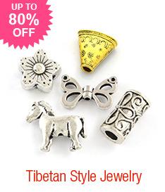 Tibetan Style Jewelry