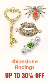 Rhinestone Findings Up To 30% OFF