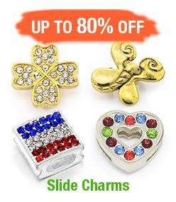 Slide Charms