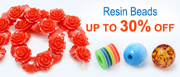Resin Beads Up To 30% OFF