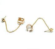 Fashion Alloy Earring Cuffs
