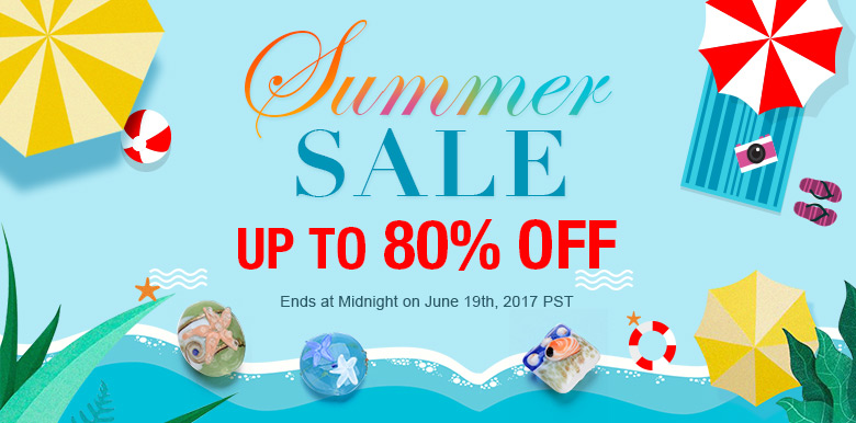 Summer Sale Up To 80% OFF