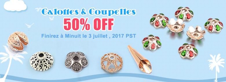 Calottes&Coupelles 50% OFF