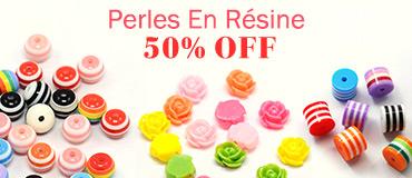 Perles En Résine 50% OFF