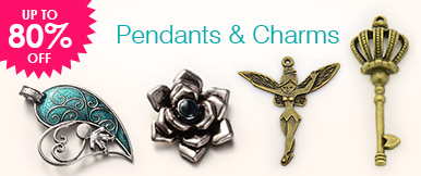 Pendants & Charms Up To 80% OFF
