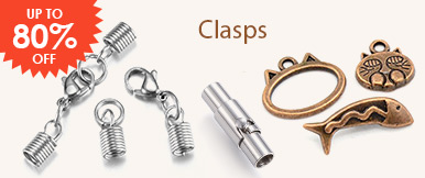 Clasps Up To 80% OFF