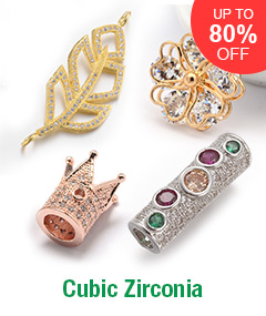 Cubic Zirconia Up To 80% OFF
