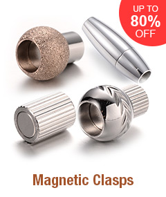 Magnetic Clasps Up To 80% OFF