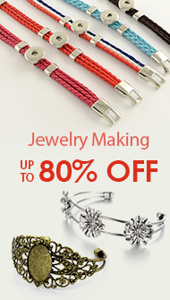 Jewelry Making Up To 80% OFF