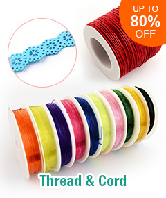 Thread & Cord Up To 80% OFF