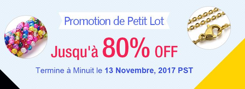 Promotion de Petit Lot Jusqu'à 80% OFF