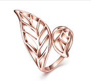 Leaf Trendy Finger Rings