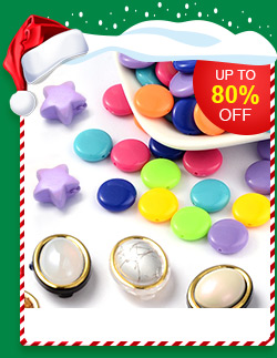 Acrylic Beads Up To 80% OFF
