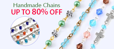 Handmade Chains Up To 80% OFF