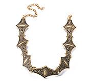 Zinc Alloy Choker Necklaces