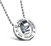 Stainless Steel Pendant Necklaces