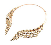 Alloy Choker Necklaces