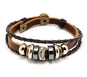 Multi-Strand Multilayer Bracelets