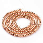Glass Pearl Beads Strands