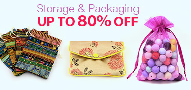 Storage & Packaging Up To 80% OFF