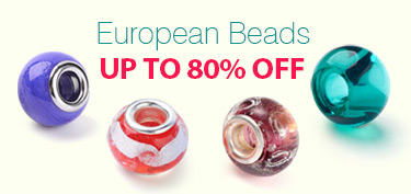 European Beads Up To 80% OFF