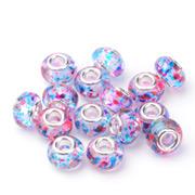 Resin European Beads