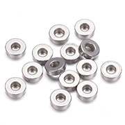 Stainless Steel Bead Spacers