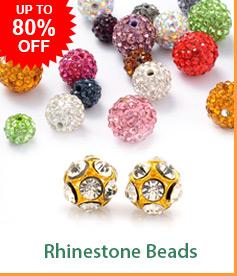 Rhinestone Beads Up To 80% OFF