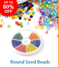 Round Seed Beads Up To 80% OFF