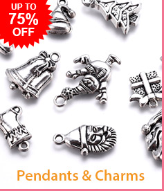 Pendants & Charms Up to 75%OFF