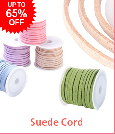 Suede Cord Up to 65% OFF