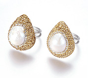 Shell & Pearl Rings