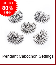 Pendant Cabochon Settings Up to 80% OFF