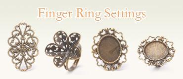 Finger Ring Settings