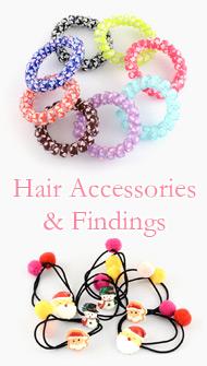 Hair Accessories & Findings