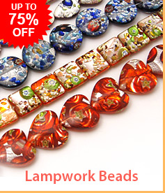 Lampwork Beads Up to 75% OFF