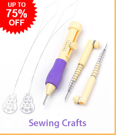 Sewing Crafts Up to 75% OFF