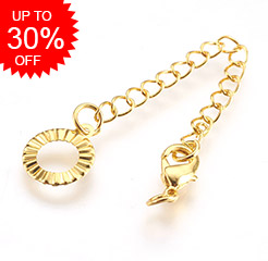 Ends with Chain Up to 30% OFF